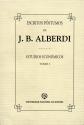 Escritos póstumos de J B Alberdi Tomo I