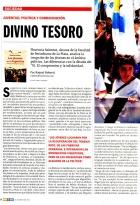 Entrevista a Florencia Saintout sobre Los jóvenes en la Argentina