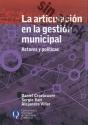 Articulación en la gestión municipal