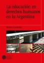 La educación en derechos humanos en la Argentina