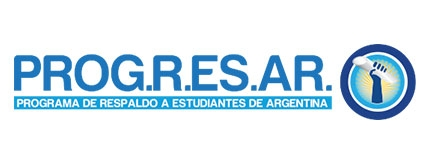Progresar logo Seccion