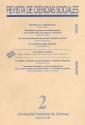 Revista de Ciencias Sociales N 2