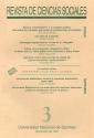 Revista de Ciencias Sociales N 3