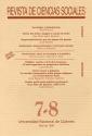 Revista de Ciencias Sociales N 78