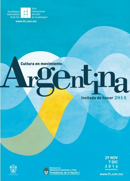 Argentina país invitado de honor