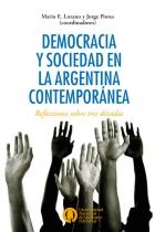 Democracia y sociedad en la Argentina contemporánea en ANDigital