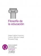 Filosofía de la educación