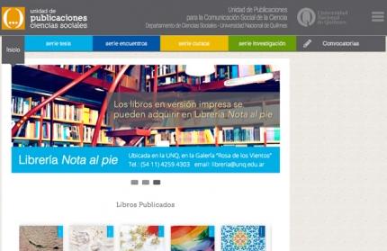 Unidad de Publicaciones