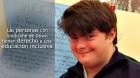 Se lanzó un spot por la educación inclusiva de las personas con síndrome de Down