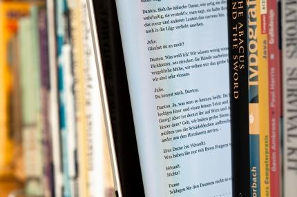 Sala de lectura Editorial UNQ