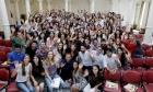 Alumnos de la UNQ fueron becados para estudiar en universidades de Estados Unidos