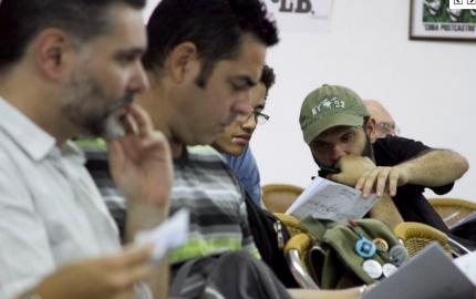Diego Romero Mascaroacute en el Premio de Composicioacuten Casa de las Ameacutericas