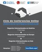 Ciclo de Conferencias Negocios internacionales