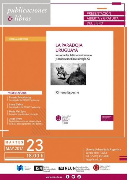 Presentación de La paradoja uruguaya