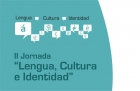 II Jornada Lengua cultura e identidad