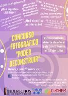 Concurso Fotográfico Poder Deconstruir