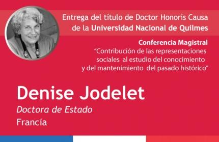 Denise Jodelet