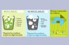 Universidad y Sustentabilidad Separación de residuos sólidos reciclables