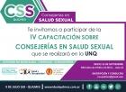 IV Capacitación sobre Consejerías en Salud Sexual