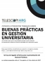 Telescopi convoca a universidades a compartir sus experiencias en buenas prácticas