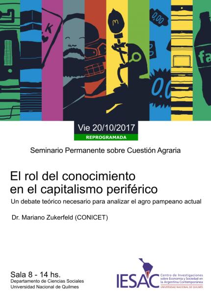 Seminario permanente sobre cuestioacuten agraria