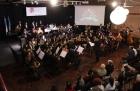 La Orquesta Vanguardia Ikeda se presentó en la UNQ