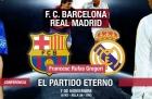 FC Barcelona  Real Madrid El partido eterno