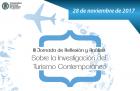 Jornada de reflexión y análisis  sobre la investigación del turismo contemporáneo