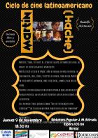 Ciclo de cine-debate latinoamericano