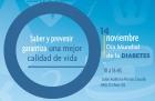 Día Mundial de la Diabetes jornada en la UNQ