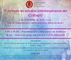 Primera Jornada de estudios interdisciplinacrios del cuidado