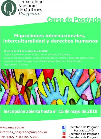Curso migraciones