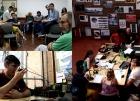 Se realizó la jornada de radios en la UNQ