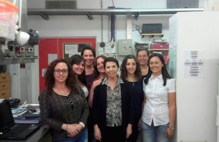 Laboratorio de Microbiologiacutea Molecular