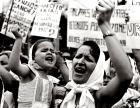 Homenaje a Madres y Abuelas de Plaza de Mayo en Quilmes