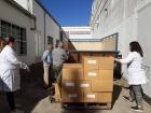 El Rotary Club Antú Trelew continúa donando Super Sopa