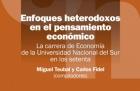 Se presenta el libro Enfoques Heterodoxos en el Pensamiento Económico en la Universidad de Córdoba