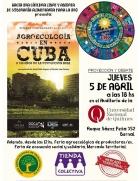 Estreno en la UNQ del film Agroecología en CUBA