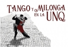 Tango y Milonga en la UNQ