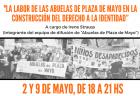 La labor de las Abuelas de Plaza de Mayo en la construcción del derecho a la identidad