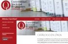 Nuevo sitio interactivo de la Biblioteca UNQ