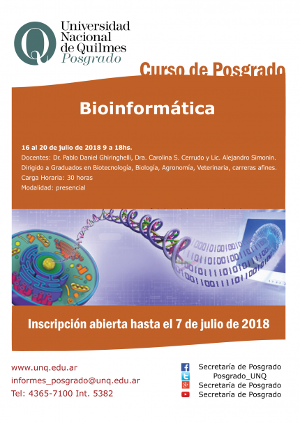 Bioinformaacutetica