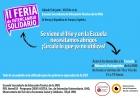 Feria de intercambio solidario en la Secundaria Técnica de la UNQ