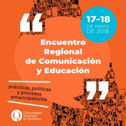 I Encuentro Regional de Comunicacioacuten y Educacioacuten