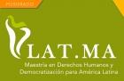 Inscripciones abiertas para la Maestría en Derechos Humanos y Democratización