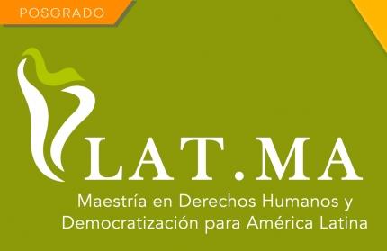Maestriacutea en Derechos Humanos y Democratizacioacuten