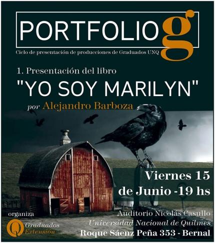 Portfolio G Yo soy Marilyn