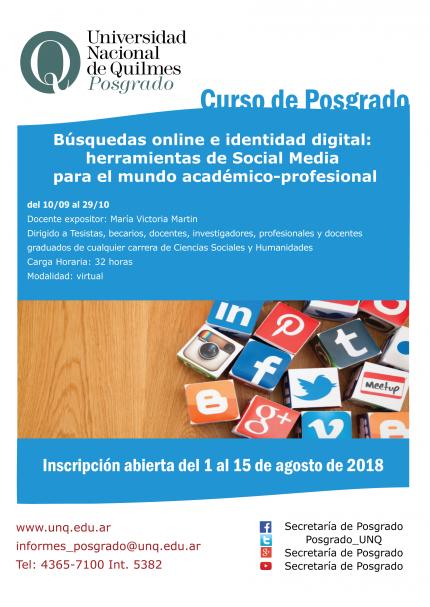Buacutesquedas online e identidad digital
