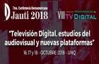 Nueva edición de las jornadas de TV Digital