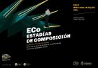 Segundo concierto de ECo Estadías de Composición